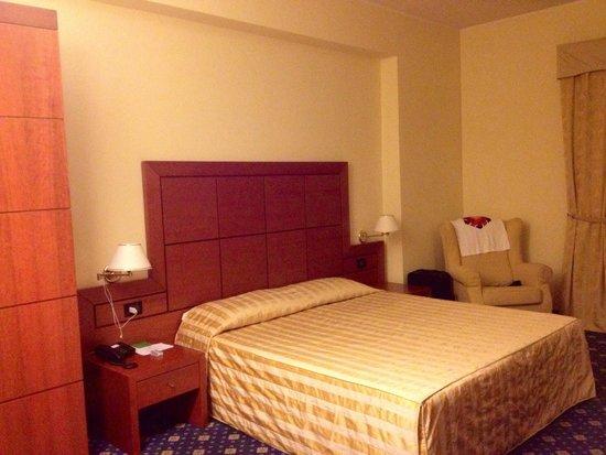 Hotel Grillo: Chambre double