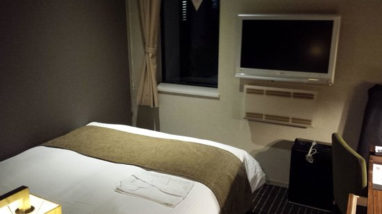 Hotel Gracery Tamachi: シングルルームです
