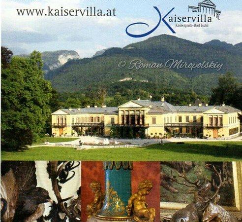 Kaiser-Villa: Входной билет