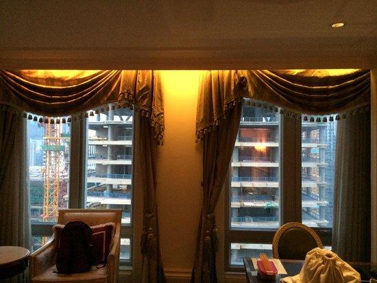 The Ritz-Carlton, Guangzhou: Romantic view!...