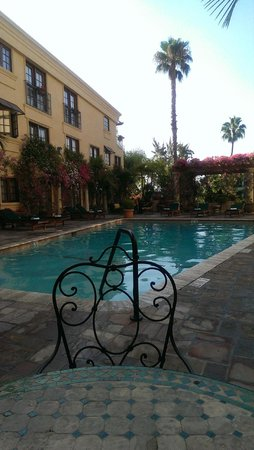 Best Western Plus Sunset Plaza Hotel : Pool