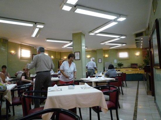 Hotel Derby Sevilla: 朝食1
