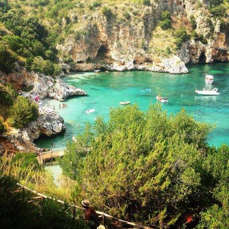 Baia degli infreschi foto di area marina protetta costa for Casa costa costo area della baia