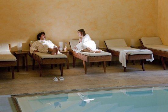 Hotel Süd: Poolbereich