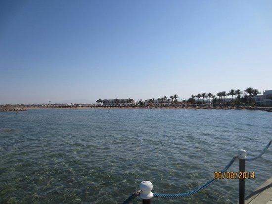 Grand Seas Resort Hostmark: Beach