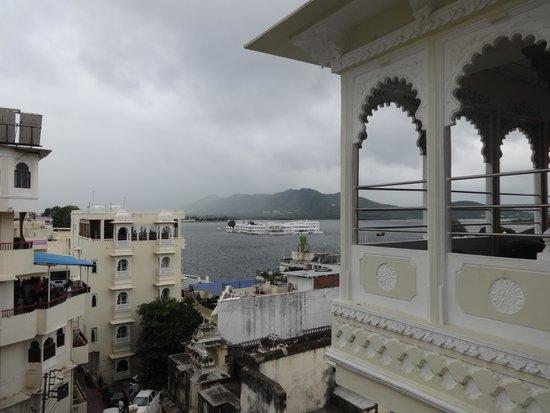 Mewar Haveli: view