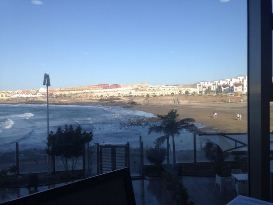 Kn Hotel Arenas Del Mar Beach & Spa: View from the restaurant while eating breakfast