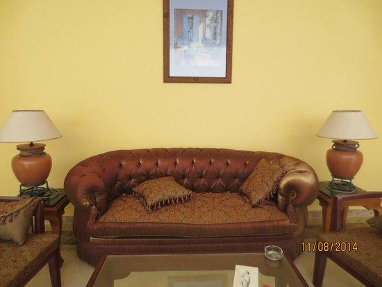 Grand Seas Resort Hostmark: sofa