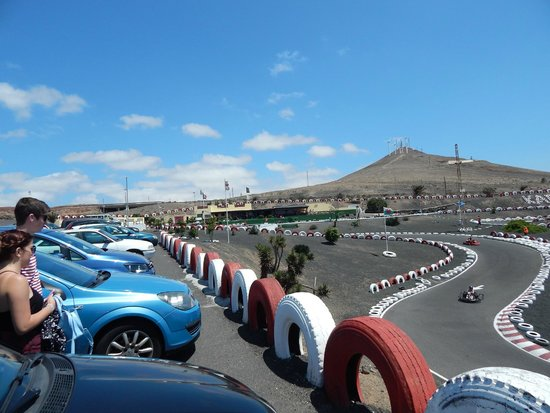Lanzarote Karting : The Track
