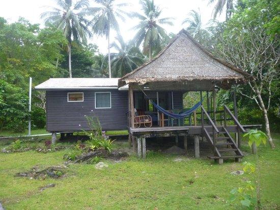 Uepi Island Resort : Bungalow