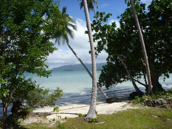 Uepi Island Resort : Lagoon