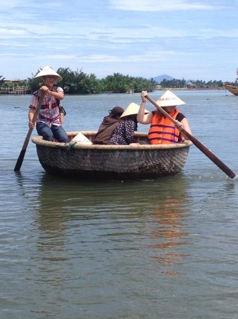 Hoian Eco Coconut Tour