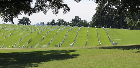 Chattanooga National Cemetery: Sobering Experience