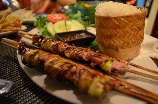Tamarind: 夕飯で食べたアラカルトメニューの一つ。