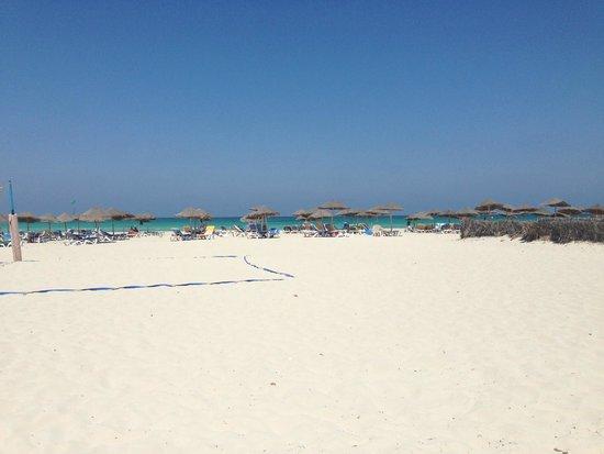 Palais des Iles Djerba Hotel: Spiaggia Djerba