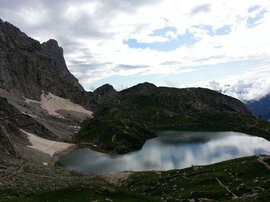 Lago di Coldai: Emozionante!! 15/08/2014