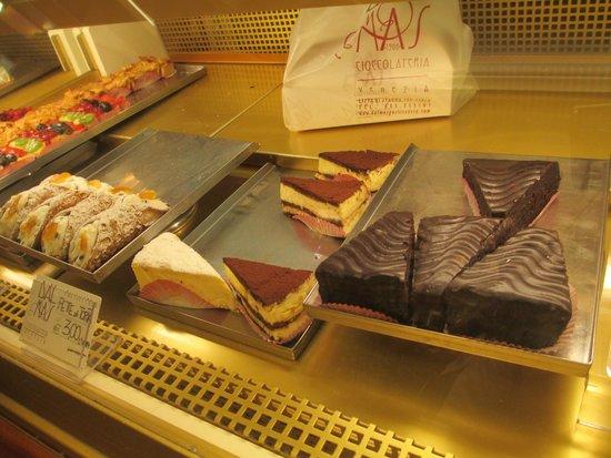 Dal Mas Pasticceria : fette di torta