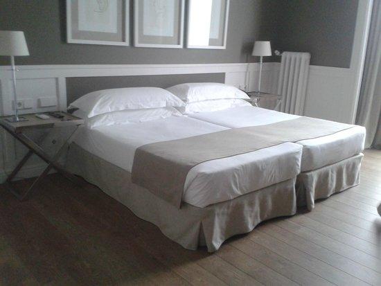 Hotel Granvia : la chambre