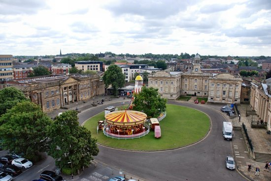 York Castle Museum: History by Roundabout