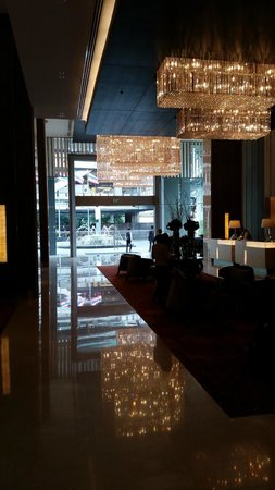 Eastin Grand Hotel Sathorn : hall