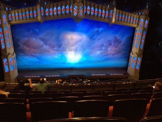 The Book of Mormon London : Great seats circle