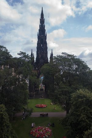 This photo of Scott Monument is courtesy of TripAdvisor