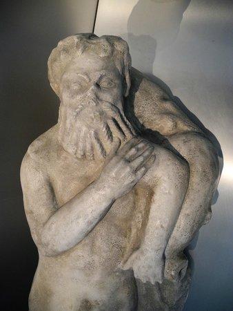 Conjunto Arqueológico Baelo Claudia: Statue