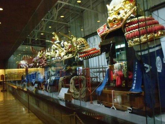 Hikiyama Exhibition Hall: 2