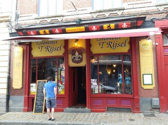Le T U0026 39 Rijsel - Restaurantbeoordelingen
