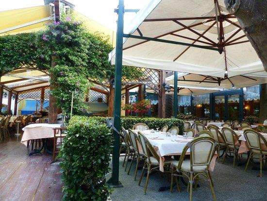 Villa Rubinacci: Lovely outdoor area