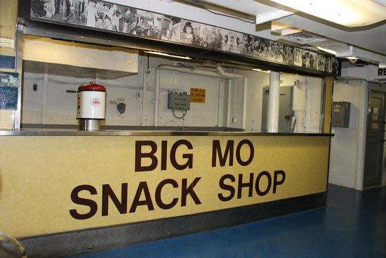 Battleship Missouri Memorial: USS Missouri 8