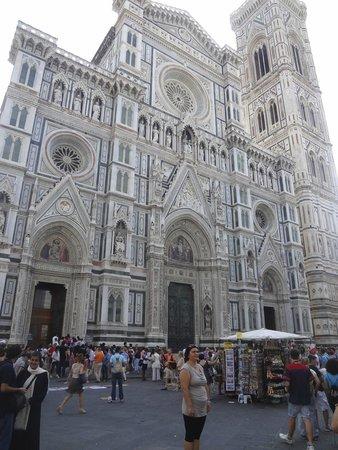 Kathedrale Santa Maria del Fiore: Beautiful!