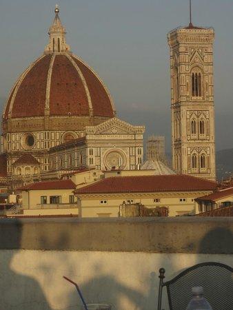 Kathedrale Santa Maria del Fiore: The Duomo at sunset