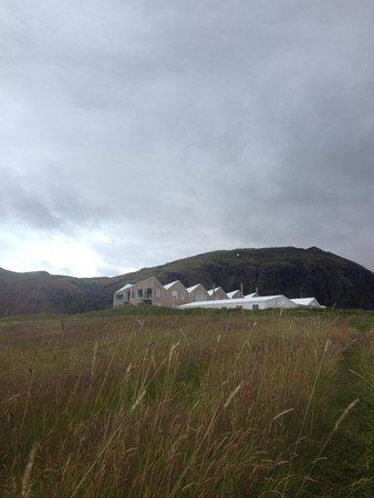 Fosshotel Vatnajokull: view of the hotel