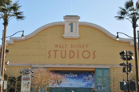 Walt Disney Studios Park: Disney Studios