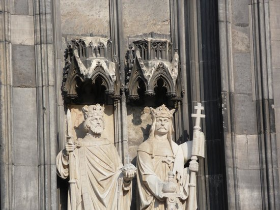 Cathédrale de Cologne : Dettagli