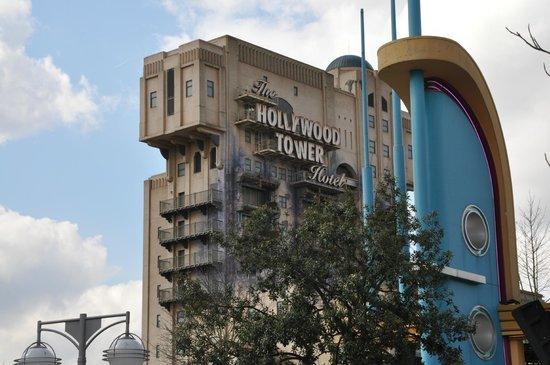 Walt Disney Studios Park: Very Very nice ride Hollywood Tower!