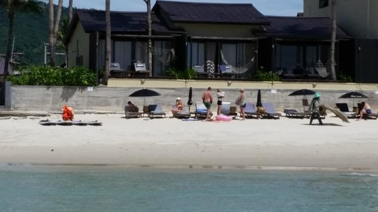 Baan Talay Resort: VISTA RESORT DALLA SPIAGGIA