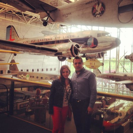 National Air and Space Museum : Aviones