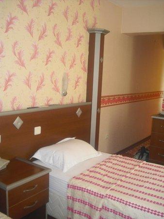 Canberra Hotel: sypialnia