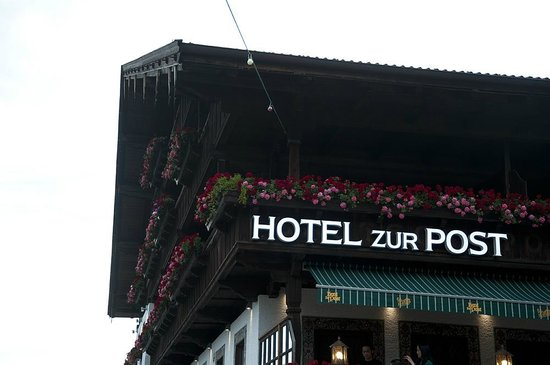Hotel Zur Post: Hotellet