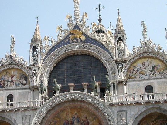 Basilique Saint-Marc : Basílica de São Marcos