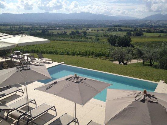 Vallantica Resort & Spa: Vista dalla camera