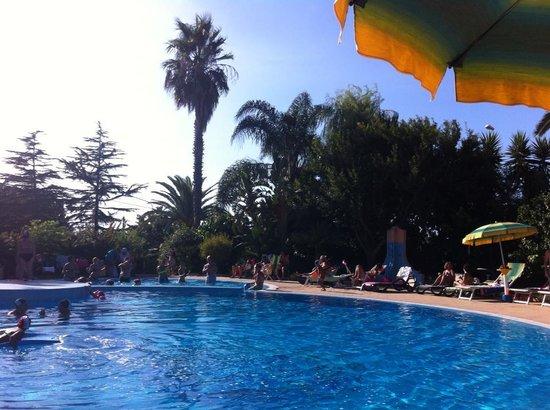 Hotel  La Bussola: Hotel la bussola capo vaticano