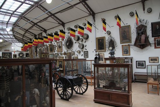 Royal Museum of the Armed Forces and of Military History: Museo Reale delle Forze Armate e di Storia Militare