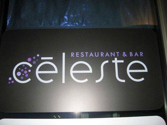 Celeste Restaurant : Céleste