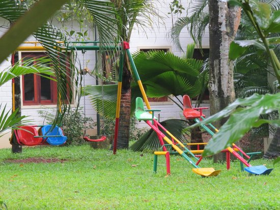 The World Backwaters: Children's play area