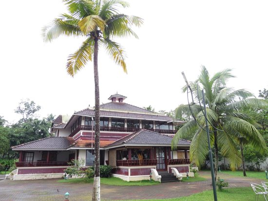 The World Backwaters: Restaurant Bldg
