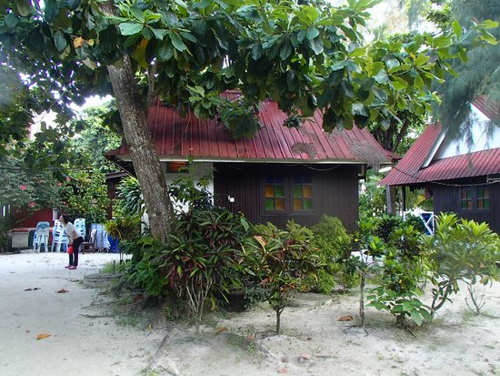 Perhentian Paradise Resort: sea view room