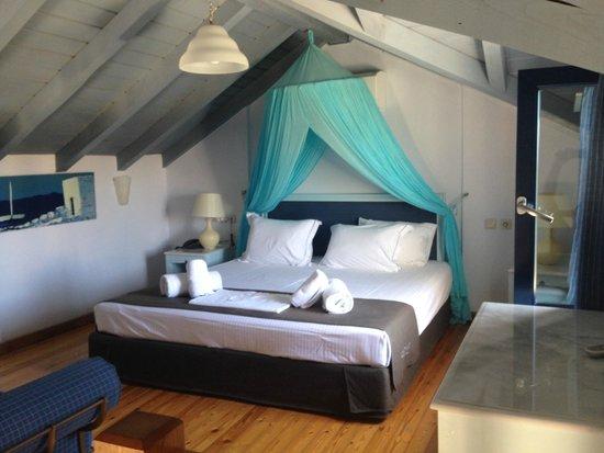 Avithos Resort: Bedroom